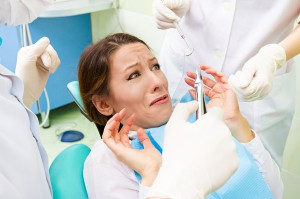 Zahnarztangst muss nicht sein!